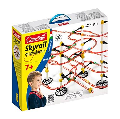 - Quercetti Skyrail Ottovolante Playset