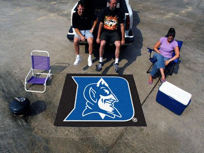 - Fanmats NCAA Duke University Blue Devils Tailgating Mat