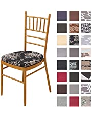 Kivors Chair Covers Universal Removable Washable Stretch Chair Protective Cover Chair Covers for Dining Room, Hotel, Banquet, Ceremony