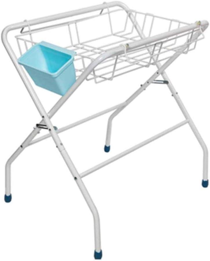変更部赤ん坊のおむつケアステーション多機能折り畳み式更衣パッドは、ベビーベッドを変更洋服/シャワーのバスタブをカバー (Color : White1)