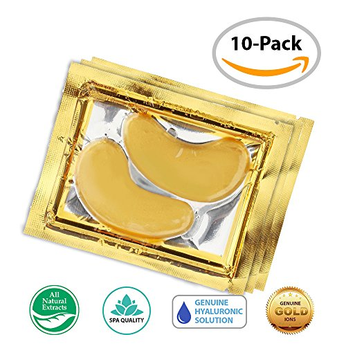 Anti aging Hyaluronic Patches Collagen Rejuvenation