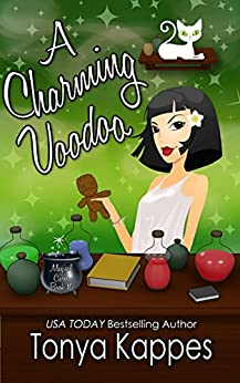 A Charming Voodoo: A Cozy Paranormal Mystery (Magical Cures Mystery Series Book 10) by [Kappes, Tonya]