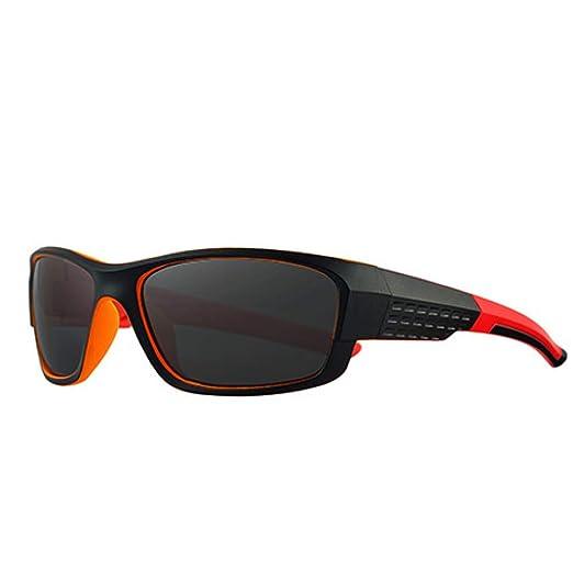 Yangjing-hl Gafas de Sol, Gafas de Sol para Hombres y Mujeres ...
