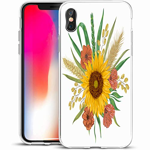 (VivYES Protective Phone Case Design for iPhone X/XS 5.8