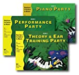 Bastiens' Invitation to Music - 3 Book Set - Includes Piano Party Book C, Performance Party Book C, and Theory & Ear Training Party Book C