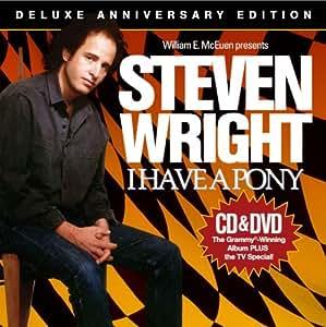 I Have a Pony (CD/DVD)