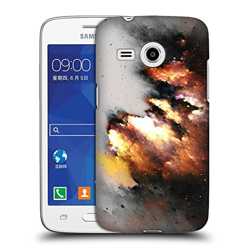 Official Andi GreyScale Nimbus 10 Clouds 2 Hard Back Case for Samsung (Nm10 Mini)