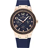 Timothy Stone FACON SPORT Rose Gold/Blue Women's Design Watch 39mm