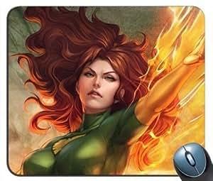 Phoenix v1 X Men Marvel Comics Mouse Pad