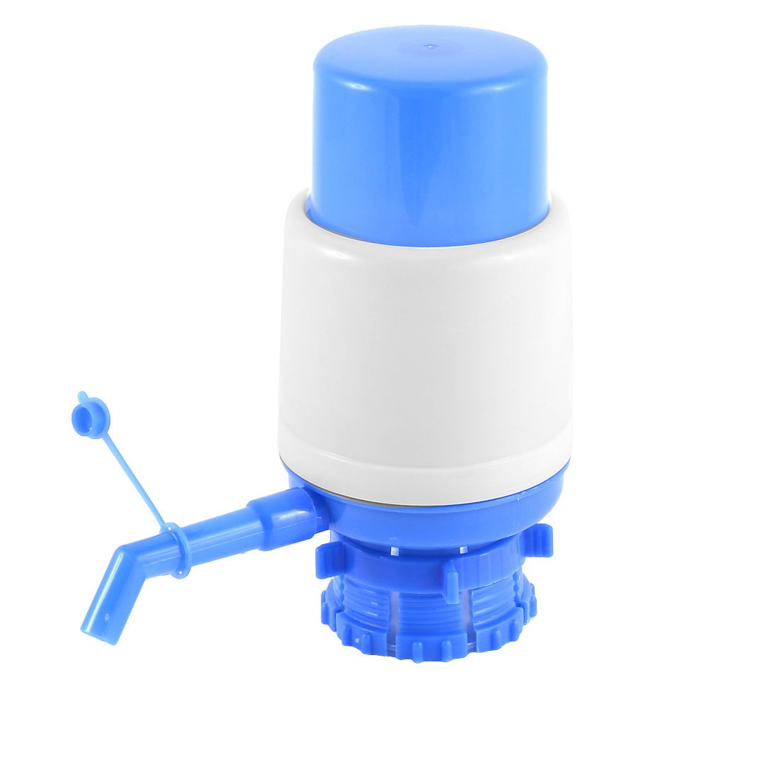 uxcellPlastic Outdoor Household Hand Press Bottled Drinking Water Pump a16031800ux0424