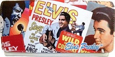 Elvis Presley Signature Product Women's Elvis Presley™ Collage Wallet EL2320