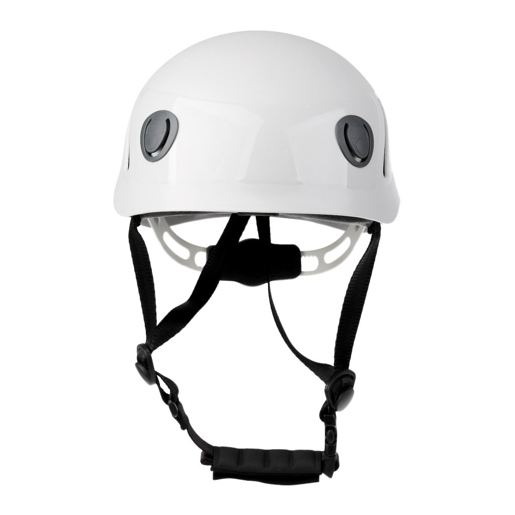MonkeyJack High Strength ABS Helmet Hard Hat for Rock Climbing Caving Mountaineering Adult Size