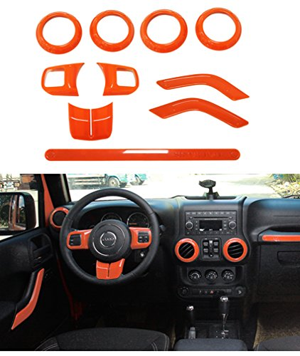 steering console - 9