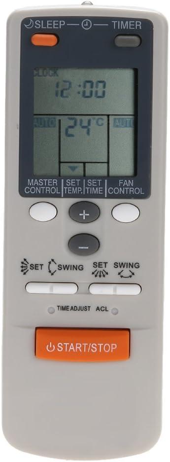 Prosperveil-Control Remoto de Aire Acondicionado para Fujitsu AR-JW2 AR-DB2 AR-DB7 AR-HG1 AR-J