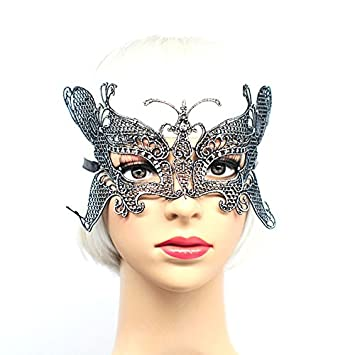 12 Pcs Masks Beautiful Charming Mysterious Sequins Masquerade Mask for Halloween