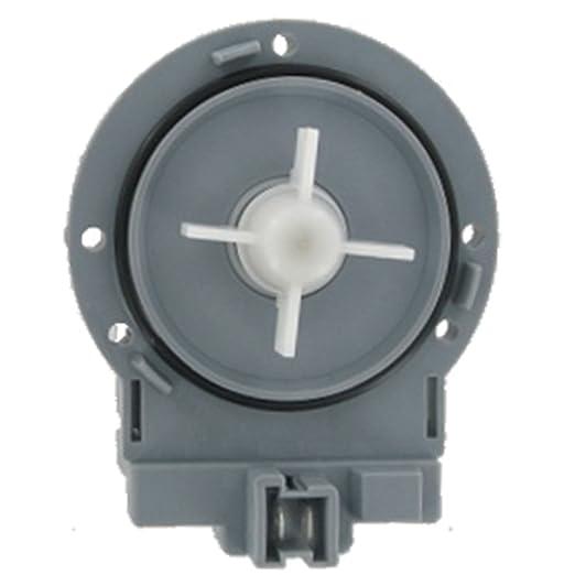 Spares2go Bomba de drenaje para Inglés lavadora eléctrica (240 V ...