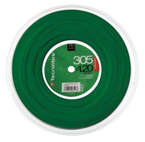 (Tecnifibre 305 (1.20mm) Squash String 110m Reel)