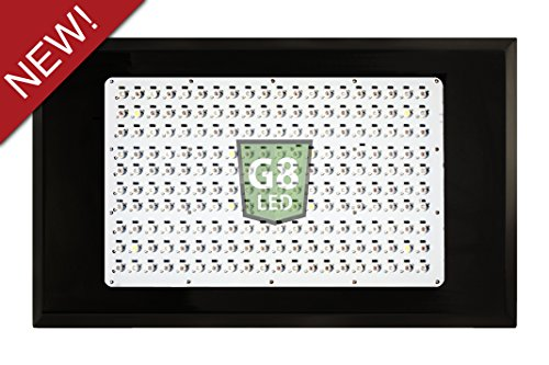 - G8LED 600 Watt LED Bloom Light with Infrared (IR) and Ultraviolet (UV) - 3 Watt Chips