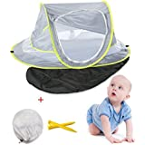 Baby Beach Tent UV Protection UPF 50+ Instant Beach...