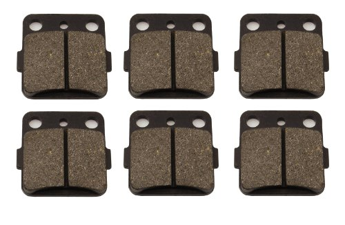 Front and Rear Brake Pads for Honda Sportrax TRX300EX TRX 300EX 1997-2000
