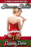 Two Nipping Doves: Female Domination Erotic Short (12 Dommes of Christmas)