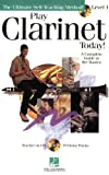 Play Clarinet Today!, Hal Leonard Corporation Staff, 0634033298