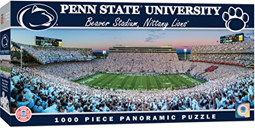 MasterPieces Collegiate Penn State Nittany Lions 1000 Piece Stadium Panoramic Jigsaw Puzzle