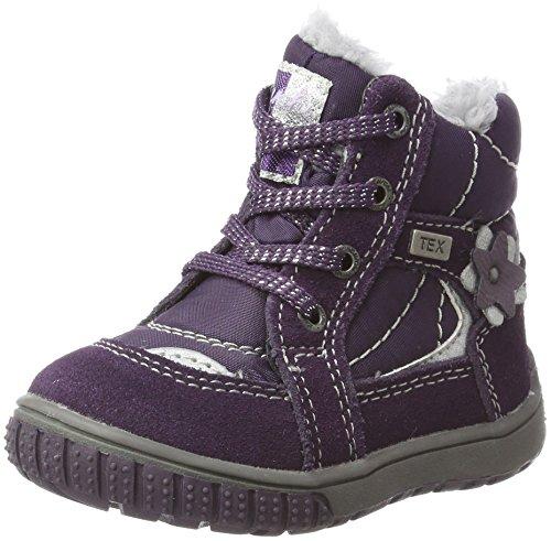 Lurchi Baby Mädchen Jona-Tex Stiefel Violett (Purple)