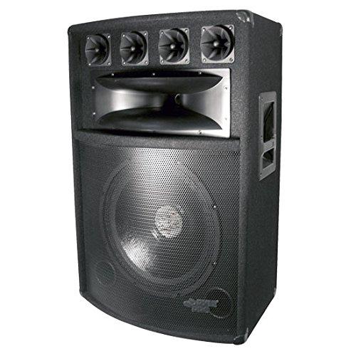 Pyle-Pro PADH1589 800 Watt 15-Inch Six-Way Speaker Cabinet