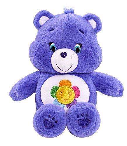 [Care Bears Harmony Bear Medium Plush Stuffed Toy] (Care Bear Plush)