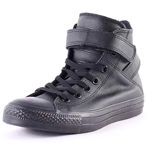 Converse Chuck Taylor All Star Brea - Zapatillas abotinadas Unisex adulto Black