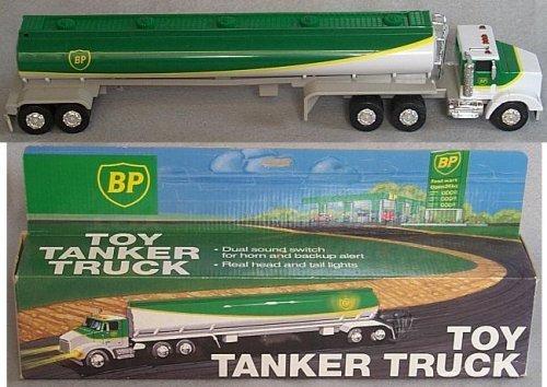 Gasoline Truck - BP Gasoline Toy Tanker Truck