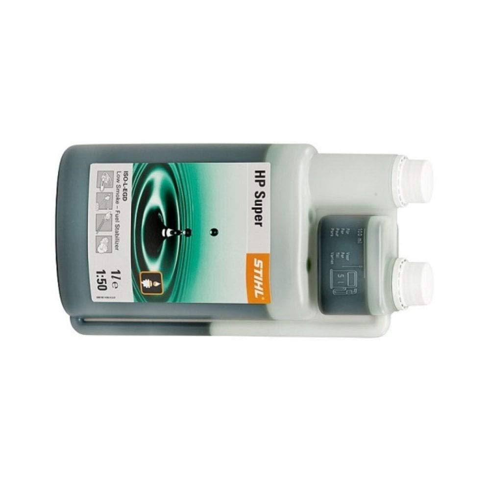 Stihl HP Super - Aceite para motor de 2 tiempos, 1 L, con medidor