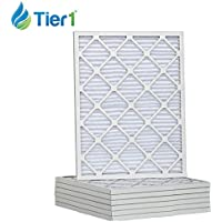 21-1/2x23-3/8x4 MERV 13 Tier1 Air Filter/Furnace Filter Replacement