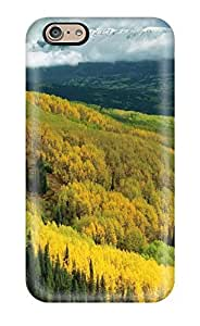AmandaMichaelFazio Case Cover Protector Specially Made For Iphone 6 Forest Shades Green Trees Autumn Nature Other