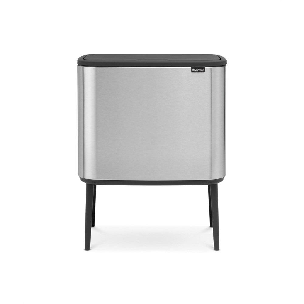 Brabantia - 315848 - Poubelle Bo Touch Bin, 36 litres, Acier mat antitraces de doigts product image