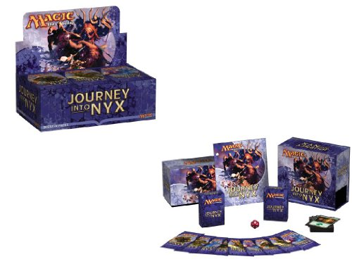 Magic: the Gathering: Journey Into Nyx Combo Pack (1 Booster Box & 1 Fat Pack)