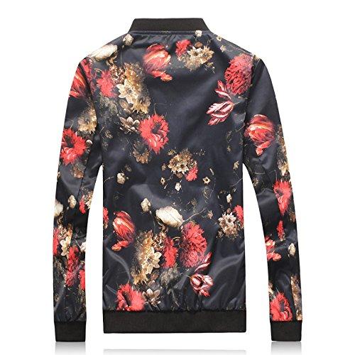 uomini uomini uomini giovani di di della giacca di di di Gli uomini dimensioni grandi Cina uomini giacca camicia tendenza giacca giacca invernale 8xf4d