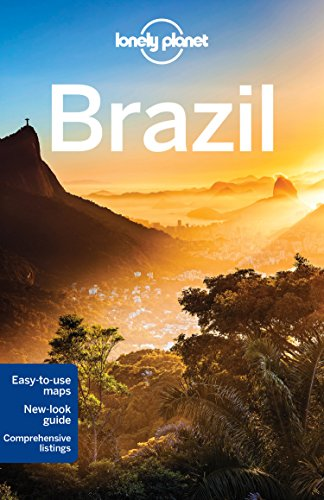 Lonely Planet Brazil (Travel - Of Marketplace Tempe Map