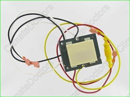 rheem transformer. rheem ruud 46-22863-04 transformer w/ fuse