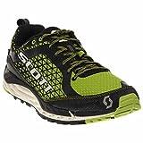 Cheap Scott 2015 MEn's T2 Kinabalu HS Trail Running Shoe – 237812 (Black/Green – 14)