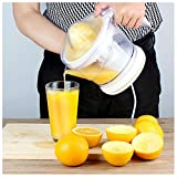 Electric Citrus Juicer Orange Fruit Lemon Squeezer Extractor Juice Press Machine Review
