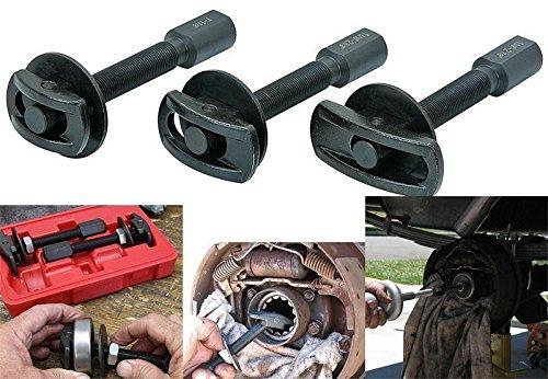 Rear Axle Case - 8