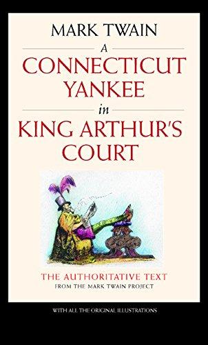 A Connecticut Yankee in King Arthur's Court (Mark Twain Library)