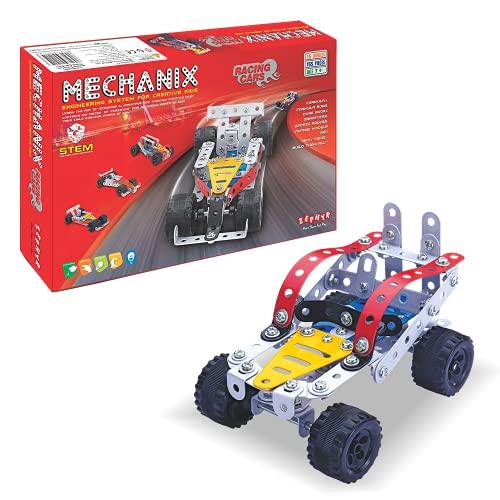 Zephyr Metal Mechanix Racing Cars