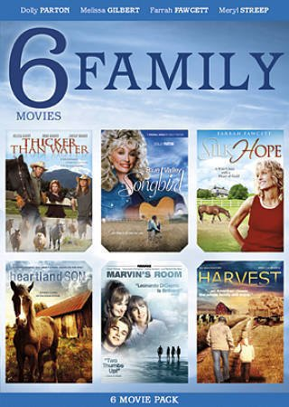 (6-Film Family Pack 1)