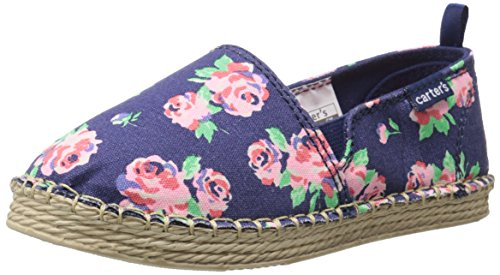 id-C-K, Navy Floral 9 M US Toddler ()