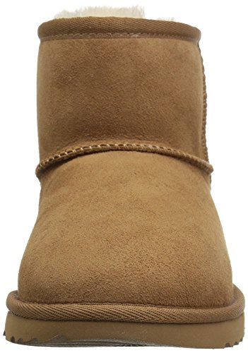 UGG Kids K Classic Mini II Pull-On Boot, Chestnut, 13 M US Little Kid by UGG (Image #4)
