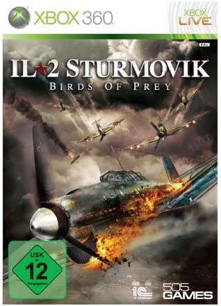 IL-2 Sturmovik - Birds of Prey [Importación alemana]: Amazon.es ...