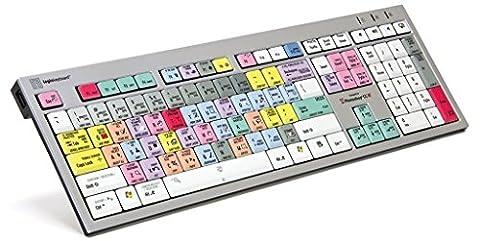 LogicKeyboard Adobe Photoshop CC American English Slim Line PC keyboard (Cc Photoshop)